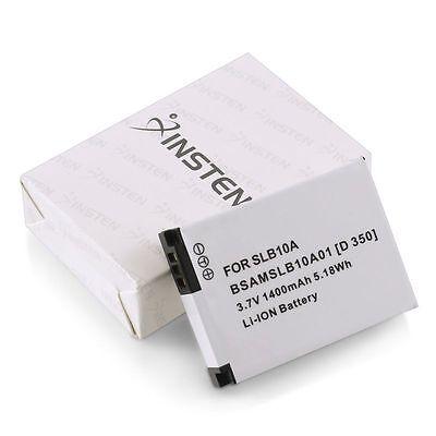 SLB-10A Li-on Battery For Samsung HZ15W L210 SL820 ES55 M310W P1000