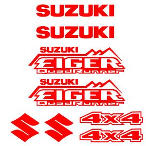 Suzuki Eiger On Ebay