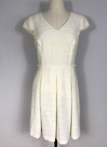 Antonio-Melani-Cream-Cap-Sleeve-Striped-Fit-and-Flare-Career-Dress-Women-s-6