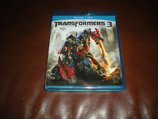 EDITION SPECIALE DVD + BLU-RAY TRANSFORMERS 3 LA FACE CACHEE DE LA LUNE