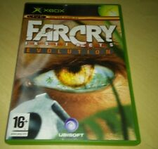 Far cry evolution Microsoft xbox original #retrogaming freeUKpost complete