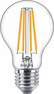 LAMPADA-LED-FILAMENTO-PHILIPS-10-5W-100W-E27-LUCE-CALDA-BULBO-GOCCIA-LAMPADINA