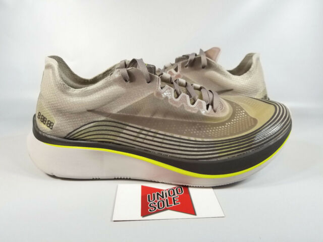 6282bef3c5cd Frequently bought together. Nike NikeLab Zoom Fly SEPIA STONE GREY AA3172- 201 sz 9 RUNNING RACING VAPORFLY