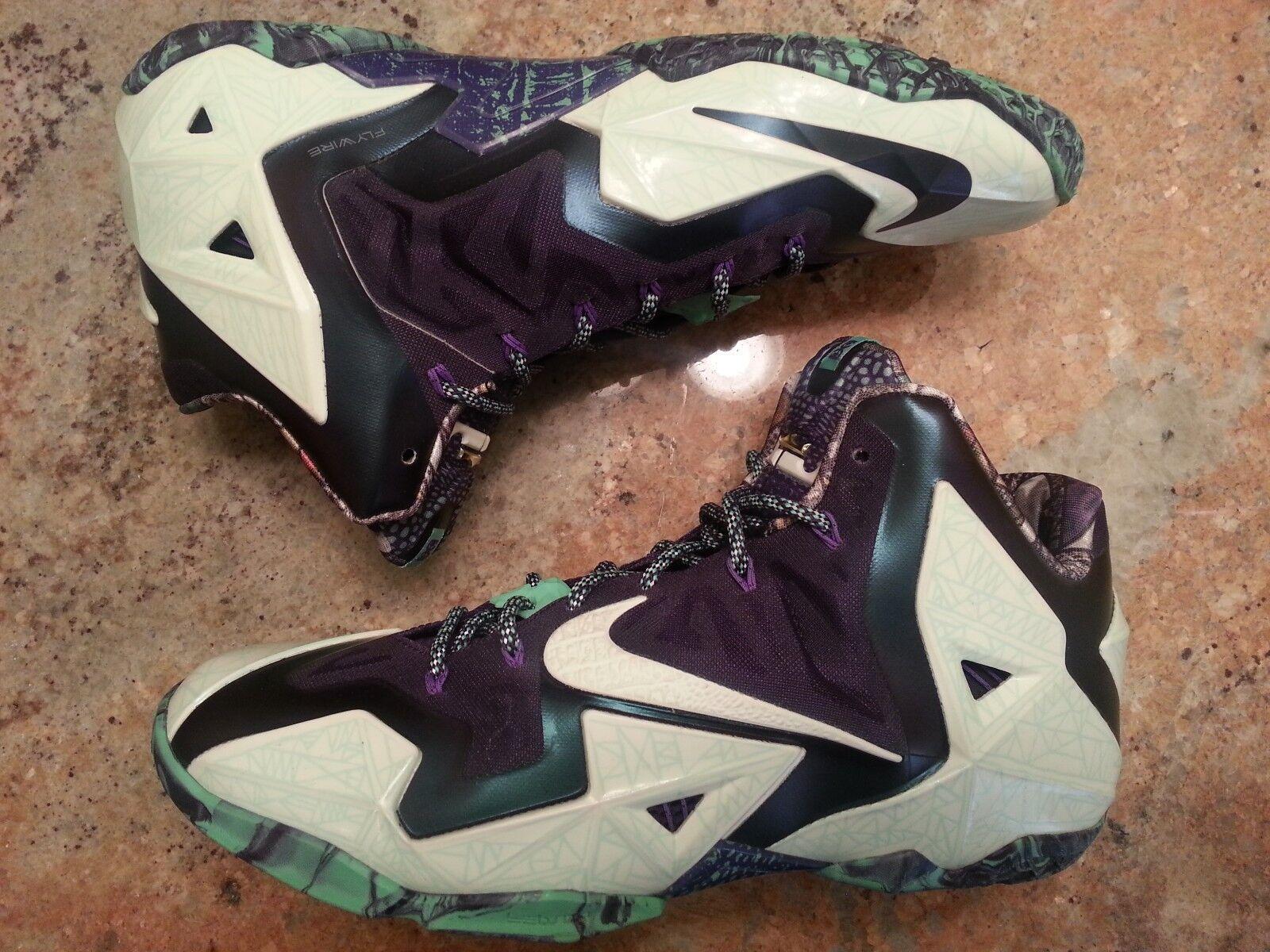 Nike lebron all 11 xi als all lebron - star - gumbo größe 13.647780-735.weiß - lila.bhm 4801f2