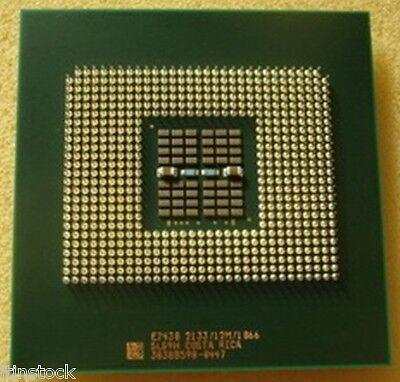Intelligente Intel Xeon Quad Core Processor E7430 2.13ghz 12 Mb L2 Cache Fsb 1066 Mhz 90 W Slg9h- Fabbriche E Miniere