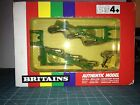 BRITAINS 1/32 PLOUGH SET: FRONT AND REAR MOUNTING (9549) VER FOTO
