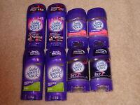 Lady Speed Stick Antiperspirant/deodorant 2.3 Oz. Solid & Gel Choose Scent