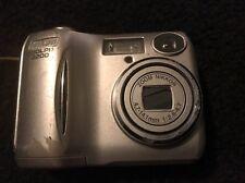Nikon COOLPIX 2200 2.0MP Digital Camera - Silver