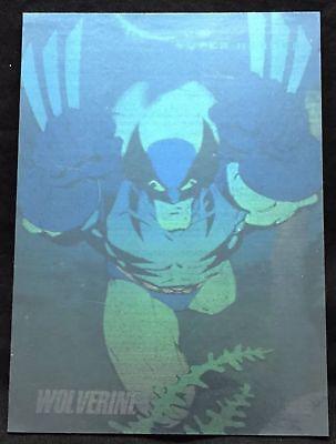 1992 Marvel Universe III Venom #H-4 Hologram Marvel Comic Insert Card NM//M