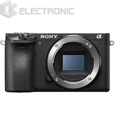 Nuevo Sony Alpha a6500 ILCE-6500 Mirrorless Digital Camera (Body Only)