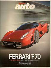SPORT AUTO 584 PORSCHE 997 GT2 RS MERCEDES SLS AMG FERRARI 365 GTB/4 LAMBO MIURA