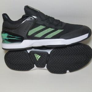 14 Tennis Shoes Black Glow Green EG2596