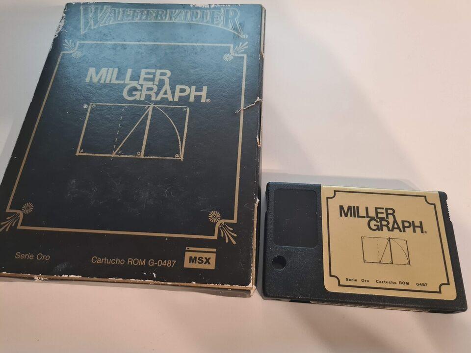 Miller Graph, MSX
