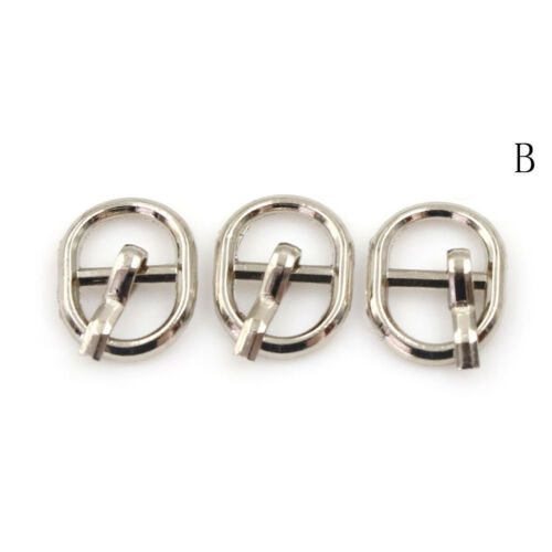 3x4.5mm buckle shoes accessories mini belt buckles for bjd blyth doll Acces,,