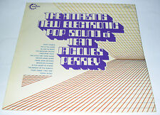 Jean Jacques Perry - The Amazing New Electronic Pop Sound Of.. LP 1972 EXC COND