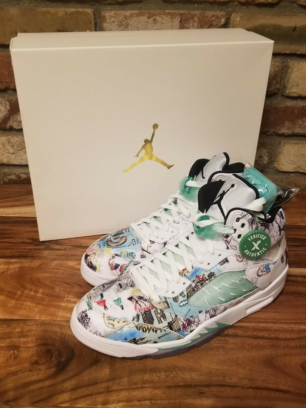 Nike Air Jordan V 5 Retro Wings DS Men's size 11-12