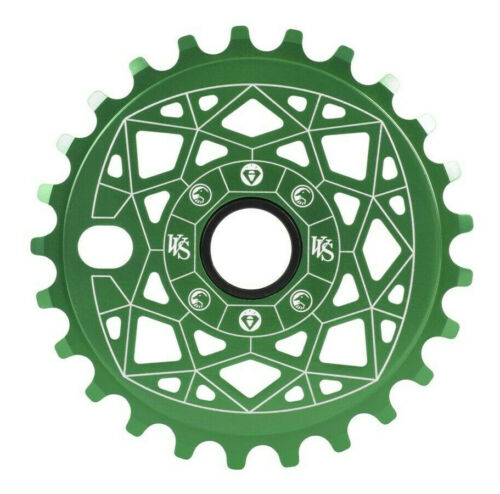 SHADOW CONSPIRACY VVS BMX SPROCKET 25t FIT CULT GT HARO KINK SUBROSA GREEN NEW