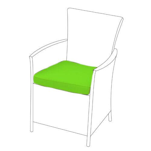 Lime de remplacement chaise salle à manger coussin pour s/'adapter rotin osier jardin mobilier
