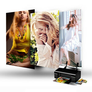 100-Sheets-A4-High-Premium-Quality-Glossy-Photo-Paper-For-Inkjet-Printer