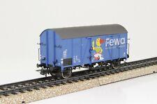Güterwagen Hkms Fewa DR Neuware Brawa 47965 Ged