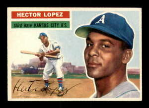 1956-Topps-White-Back-16-Hector-Lopez-RC-EXMT-X1735583