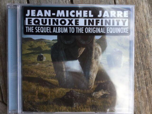 Jean Michel Jarre Equinoxe Infinity CD NEW made in Australia
