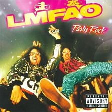 PARTY ROCK [PA] BY LMFAO & MADONNA - IMMACULATE COLLECTION CDS