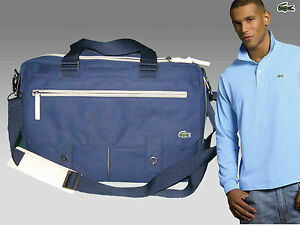 Ordinateur Affaires Neuf Lacoste Sac Sacoche Style Portable vTwtq
