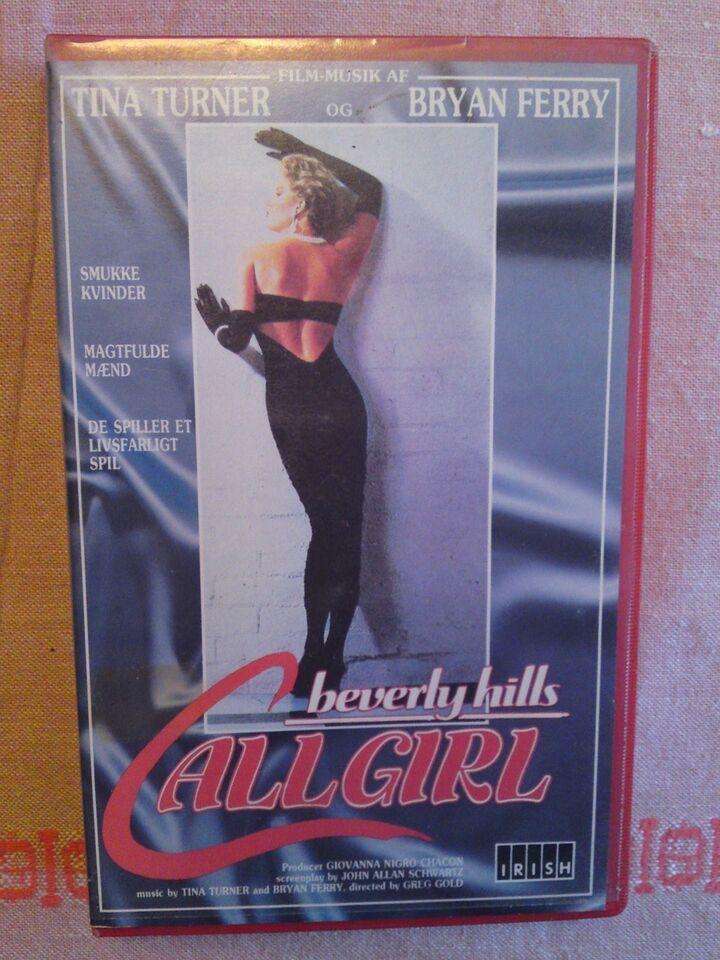 Thriller, Beverly hills callgirl, instruktør Greg Gold