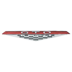 1965-1968 GTO models door panel emblem 4485306 MH5002  YEARONE