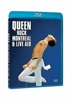 Queen: Rock Montreal & Live Aid [blu-ray] Free Shipping