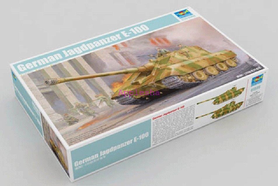 Trumpeter 01596 1 35 German Jagdpanzer E-100