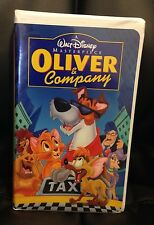 Oliver and Company (VHS, 1996)