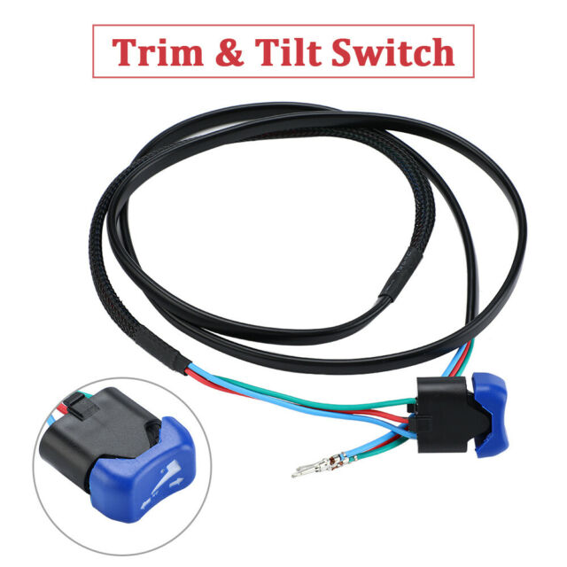 1PC Trim & Tilt Switch Assembly Kit 5006358 For Johnson Evinrude Outboard Motor