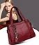 Genuine-Leather-Women-Vintage-Crossbody-Shoulder-Bags-Lady-Casual-Totes-Handbag thumbnail 2