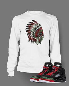 39673d3ce01055 Chieftain T Shirt to Match Air Jordan Jordan Spizike Shoe Men s ...