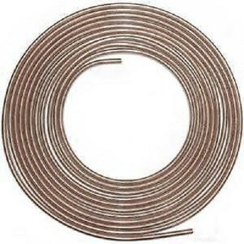 "3//16/"" Copper Nickel Brake Line 5 PCS Easy Bend Easy Flare 25/' Rolls CUPRO NICKEL"