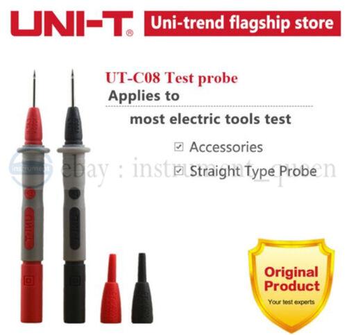 UNI-T UT-C08 Sonde Droite Type Probe Interface accessoires électriques