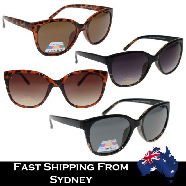 Women Ladies Sunglasses Retro Fashion Cat eye Polarized Avaliable