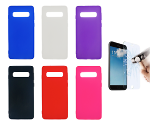 Case-Cover-Gel-TPU-Silicone-For-Samsung-Galaxy-S10-4G-6-1-034