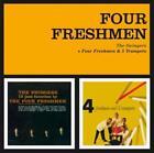 The Swingers & Four Freshmen & 5 Trumpets von The Four Freshmen (2015)