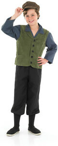 BOYS-VICTORIAN-EDWARDIAN-SCHOOL-BOY-FANCY-DRESS-UP-COSTUME-OUTFIT-NEW-4PC