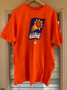 Details about Adidas PHX Phoenix Suns NBA Vintage Jersey T Shirt Large Brand New Old Stock