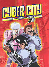 Cyber City - Collection (DVD, 2005) BRAND NEW ITEM!!!  FREE FIRST CLASS SHIP.