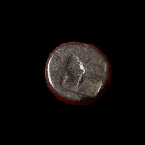 #4029 - RARE - Monnaie grecque 9 mm - FACTURE