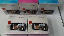 Sony Ericsson Vivaz U5i Black Blue Ruby Red Smartphone New Original Box unlocked