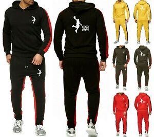 NEW Mens Michael Air Legend 23 Jordan Tracksuit Hoodie /& Pants Men Sportswear