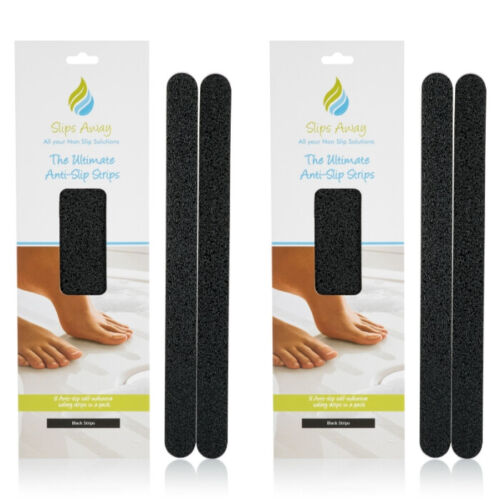 Non Slip Shower Mat Discreet Anti Skid Shower Tray  Sticker Treads Non Rubber