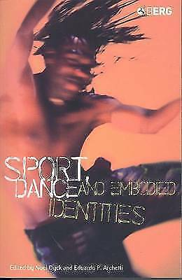Sport, Dance, and Embodied Identities by Bloomsbury Publishing PLC...