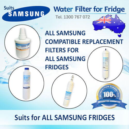 ALL SAMSUNG COMPATIBLE REPLACEMENT FILTERS FOR ALL SAMSUNG FRIDGES
